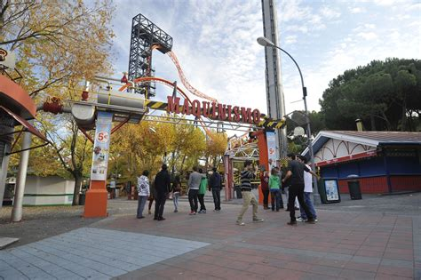 theme park madrid madrid amusement park