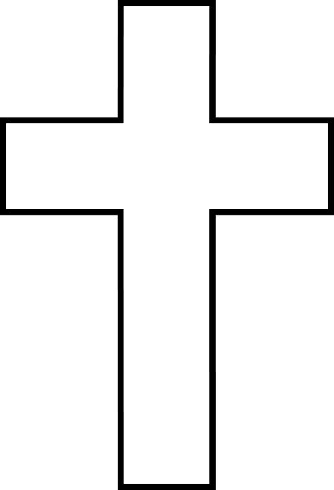 Cross Outline cross outline tattoos clipart images black and tribal cross tattoos