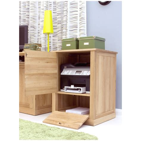 printer storage cabinet mobel solid oak office furniture printer storage cupboard