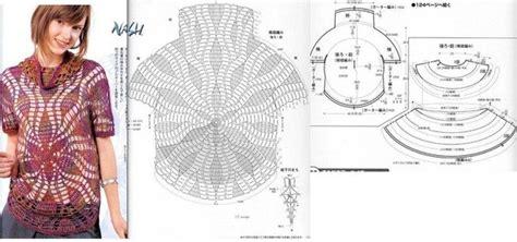 crochet invierno 2017 patrones 100 modelos de patrones de blusas para tejer a crochet