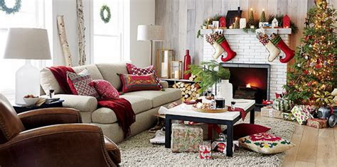 Ballard Design Coffee Table 60 elegant christmas country living room decor ideas