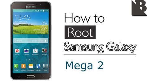 Samsung Galaxy Mega 2 G750 3 how to root samsung galaxy mega 2 sm g750 beritahu