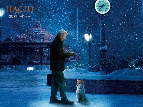 Hachiko | munch + muse Hachiko Movie