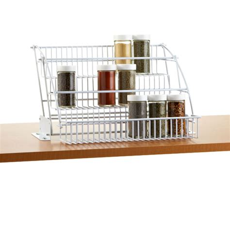 rubbermaid coated wire in cabinet spice rack pdf diy pull spice rack plans platform
