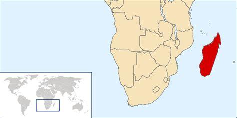 africa map location madagascar detailed location map detailed location map of