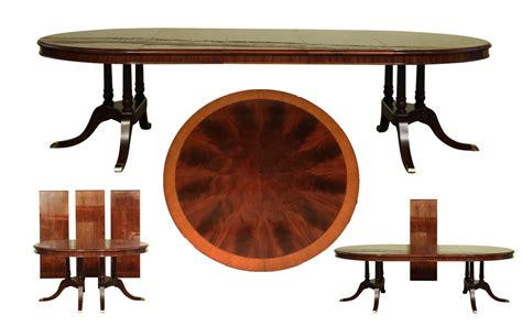 to oval dining table seats 10 large traditional mahogany dining table for 6 to 12
