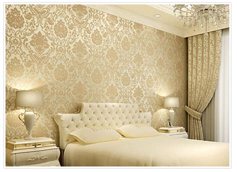 Home Wallpaper Decor by Paper Or Paint