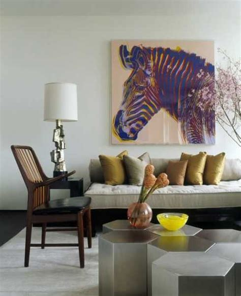 Home Decorating Ideas Zebra Print Trends In Home Decorating Bring Animal Prints Into