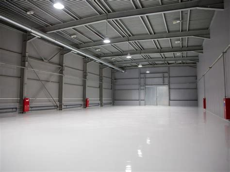 Factory Floor Coatings Chicago   Chicagoland Industrial
