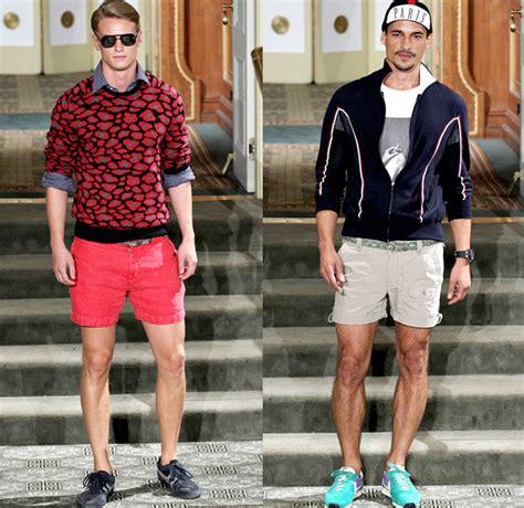 2013 new fashion spring summer mens jeans denim vest with hoodies michael bastian 2014 spring summer mens runway denim