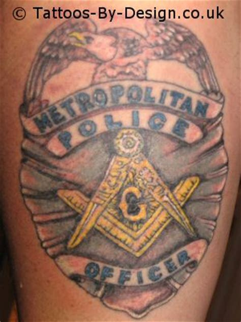 police badge tattoo designs badge tattoos designs