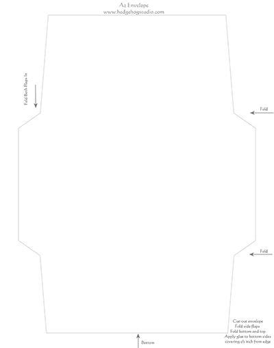 a2 envelope template 8 best images of a2 envelope templates printable