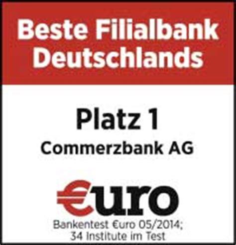 beste bank immobilienfinanzierung commerzbank baufinanzierung die besten bauzinsen 2016