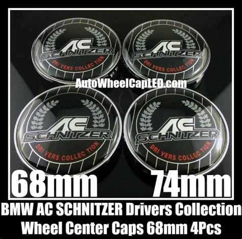 Emblem Ac Schnitzer Alumunium Gel bmw ac schnitzer drivers collection wheel center hubs caps