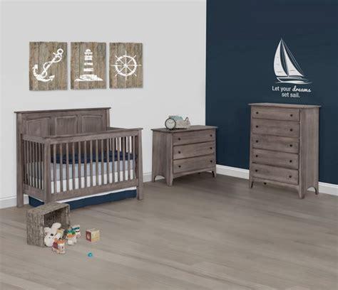 Crib Shaker by Shaker Crib Set Amish Made Crib Solid Wood Crib
