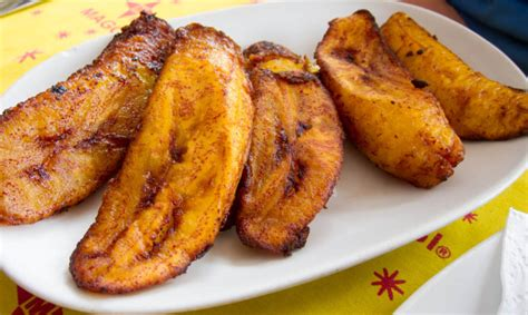 fried plantain caribbean food guide
