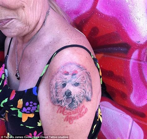 ashes in tattoo ink new zealand studio offers tattoos of dead pets
