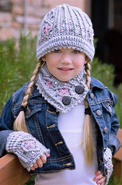 crochet kids 26 easy free crochet neck warmer patterns diy to make