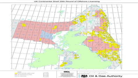 oga launches 29th offshore licensing oilfiredup