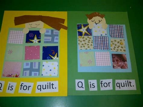 Quilt Craft by 17 Best Ideas About Letter Q Crafts On