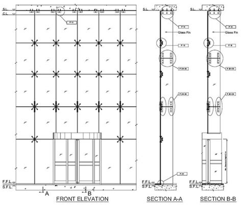 section structure the 25 best curtain wall detail ideas on pinterest wall