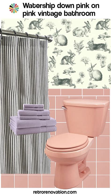 pink tile bathroom ideas 13 ideas to decorate an all pink tile bathroom retro