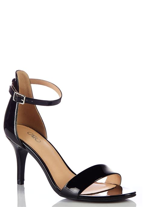 wide with sandals wide width ankle heeled sandals wide width cato fashions