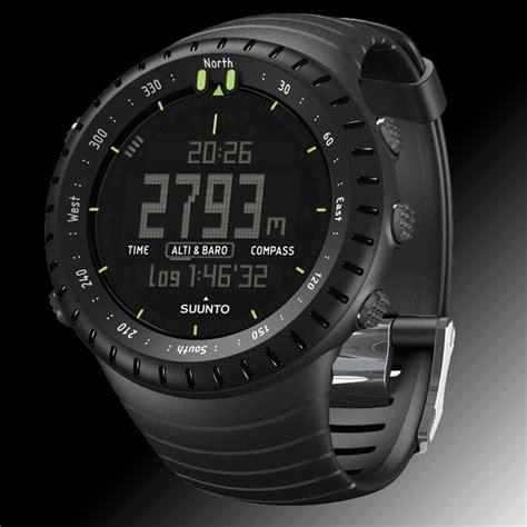 Suunto All Black Original suunto watches suunto elementum chronograph suunto