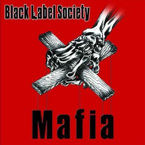 black label society copertina cd black label society mafia front cover cd