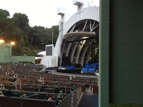 section d interesting hollywood bowl seats 1 hollywood bowl