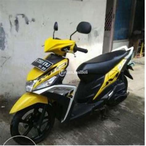 Yamaha Mio 125 Tahun 2015 motor yamaha mio m3 125 cc second tahun 2015 bluecore