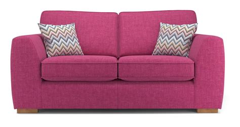dfs 2 seater sofa bed dfs revive orchid fabric 2 seater sofa bed 141535 ebay