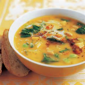 hearty winter vegetable soup recipe dishmaps