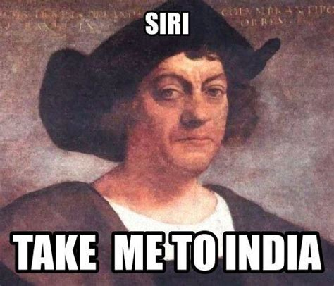 Columbus Day Meme - apple maps memes first apple maps casualty meme neobyte