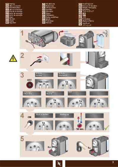 Entkalker Für Die Waschmaschine by Nespresso Gemini Cs100kaffeemaschine Pdf Anleitung F 195 188 R