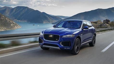 imagenes jaguar f pace 2017 jaguar f pace s drive review with photos specs and