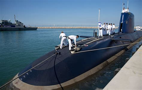 israels newest and most advanced submarine is their last