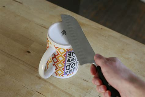 sharpening substitute how to sharpen a knife with household objects toronto