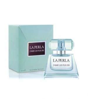 Parfum La Perle j aime les fleurs la perla perfume a fragrance for