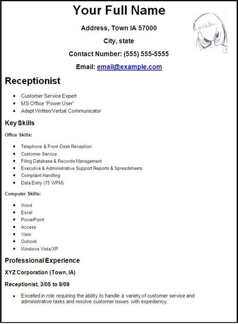 How Do You Create A Resume by How Do You Create A Resume F Resume