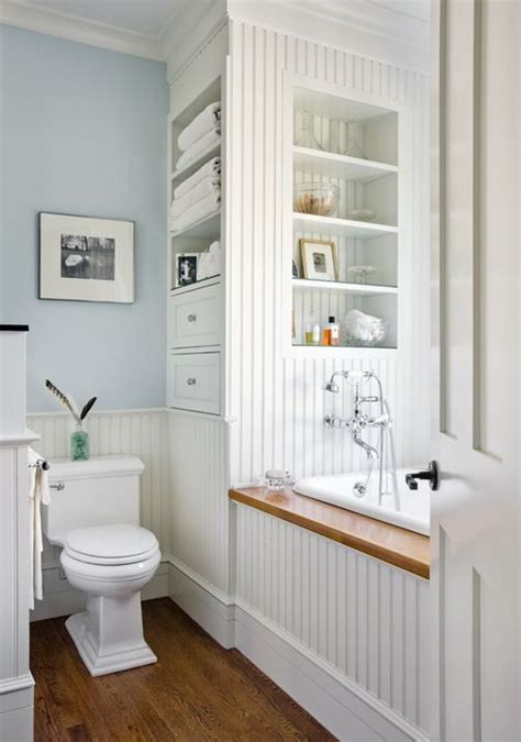 Bathroom Built In Storage 47 Creative Storage Idea For A Small Bathroom Organization Shelterness