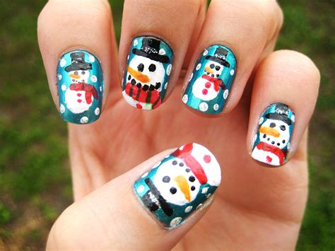 imagenes uñas acrilicas de navidad decoraci 243 n de u 241 as navide 241 as 31 ideas de dise 241 os para navidad