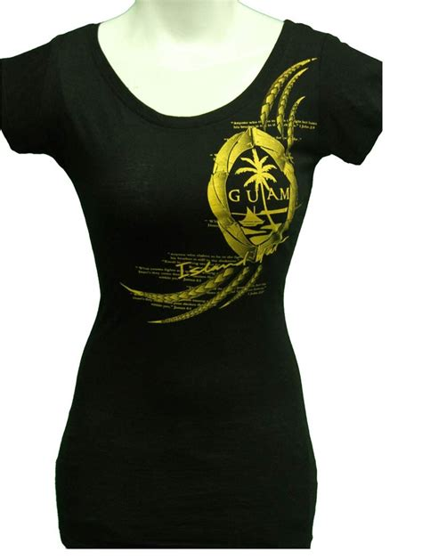 tribal tattoo shirt 27 best guam design images on guam guam