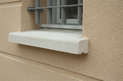 Window Sill Replacement Material Weser Concrete Windowsill By Weser