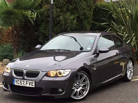 Manual Bmw by 2008 Bmw 325i M Sport Coupe Manual 6 Speed Leather