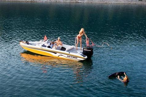 best fish and ski boat value research nitro boats 189 sport fish and ski boat on iboats
