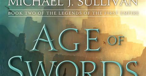 age of swords book two of the legends of the empire books book critic cover reveal the age of swords book