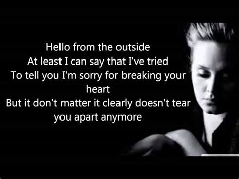 Adele Hello Mp3 Download Pagalworld | adele hello official lyrics video hd mp3fordfiesta com