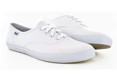womens keds chion oxford white