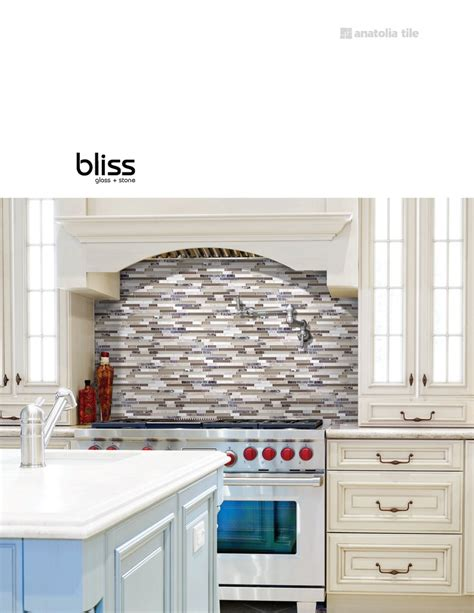 anatolia tile java linear mosaic and glass wall tile bliss glass and quot woodland park quot home ideas